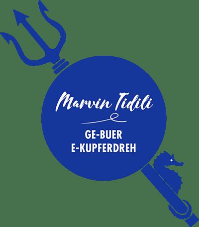 Logo von Marvin Tidili